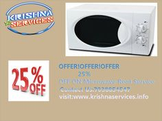 #Krishna #Services provide 25% OFF OFFER!OFFER!OFFER! In Pune. Contact Us:7038854547