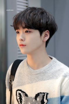 """Time to convert as a hyeongjun black hair supremacist 💘💘💘✊"""" No Time For Me, All In One, Starship Entertainment, Lineup, Cute Boys, Boy Groups, Black Hair, Rapper, Persona"""