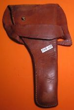 ANTIQUE ~RHB~ Marked on snap Leather Gun Pistol Holster 3061 C 22 MAKE OFFER $75.00 or Best Offer +$8.95 shipping