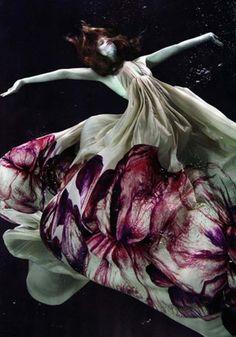 zarahlee: Numéro Tokyo, #15 - 'Subaquatic Beauty'Photographer: Alix MalkaModel: Marcelina Sowa