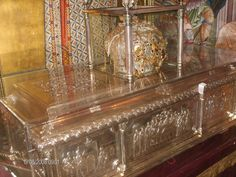The Relics Of St Demetrios (Thessaloniki, Greece) Thessaloniki, Pilgrimage, Greece, Decor, Greece Country, Decoration, Decorating, Deco