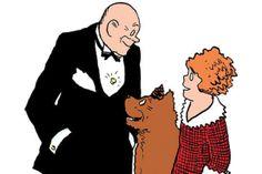 "1. Oliver ""Daddy"" Warbucks- Orphan Annie Comics $36.2 Billion - TheRichest"