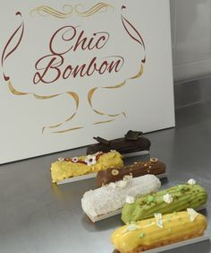Eclairs at Chic