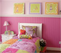 Decorating A Bedroom : Butterfly Room Decor : Girls Room ...