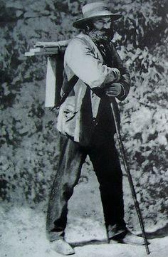 """Paul Cézanne, 1874 """"Un arte que no se basa en el sentimiento no es arte""""."""