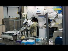 Mahoro : un robot de laboratoire doté de sept articulations