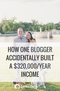 I love this story of how Michelle launched a blog as a hobby and turned it into a super profitable business!