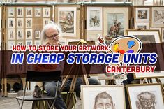 Having a reliable and cheap storage units Canterbury can help preserve your artwork for a long time. Here, we laid out how storage units can help. Check this out! Cheap Storage Units, Self Storage, Canterbury, Preserve, Sydney, Layout, The Unit, Reading, Check