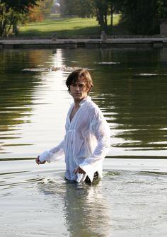 Lost in Austen -  Mr. Darcy