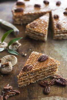 Polish Recipes, Polish Food, Photo Food, Cereal, Cooking Recipes, Tasty, Baking, Breakfast, Cake