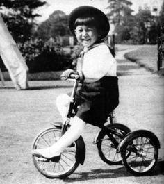 Crown Prince (now Emperor) Akihito of Japan, October 1938.