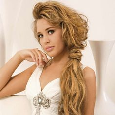 Boho hairstyle for long hair :: one1lady.com :: #hair #hairs #hairstyle #hairstyles