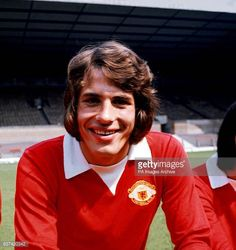 Jim Holton Manchester United