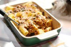 Pasta y besrengena Pasta Thermomix, Pasta Al Dente, Good Food, Yummy Food, Cooking Recipes, Healthy Recipes, Pasta Noodles, Mushroom Recipes, Salad Recipes