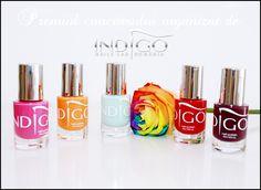 Nail art contest - The super prize from Indigo Nails Romania