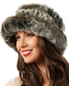 d4a47dbdc17 Avery Premium Faux Fur Hat in Tundra Fashion Styles