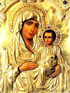 Παναγία Ιεροσολυμίτισσα : Η Θεοτόκος είναι ταχεία βοηθός μας