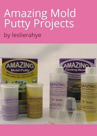 My first ever Zeen of my projects from my days on the Design Team of Amazing Mold Putty available for FREE. Each project has clickable links to complete tutorials! #amazingmoldputty #crafts #tutorial #mixedmedia #resin  http://leslierahye.blogspot.com