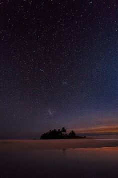 Southern Cross, Cook Islands, South Pacific Ocean - I want to go to there..