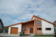 Výsledek obrázku pro dřevostavby rovná střecha