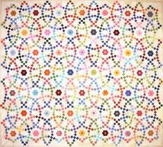 Lessa Siegele Jacks Chain Quilt Pattern