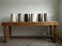 Blackcreek Mercantile & Trading, Co.: Joshua Vogel Lidded Jars