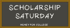 This edition of Scholarship Saturday features 20 college scholarships and contes. This edition of Scholarship Saturday features 20 college scholarships and contests with upcoming deadlines. There is a lot of scholarship money available – apply today! Financial Aid For College, College Planning, Scholarships For College, School Scholarship, College Students, College List, Online College, College Success, College Counseling