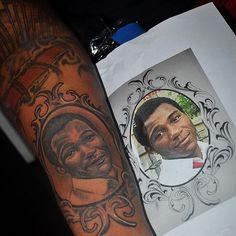 cool Top 100 portrait tattoos - http://4develop.com.ua/top-100-portrait-tattoos/ Check more at http://4develop.com.ua/top-100-portrait-tattoos/