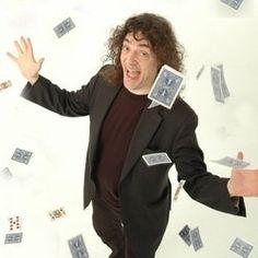Jerry Sadowitz: Card Tricks and Close Up Magic