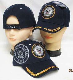 US Navy Flag Hat