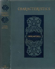 Mitchell--Characteristics--Century, 1892--01 | Flickr - Photo Sharing!