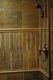 Slate Shower, Handmade Tiles, Tile Patterns, Master Bath, Bathrooms, Rustic, Bathroom Ideas, House, Google