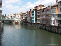 L'Agout - Castres - France- ma ville natale
