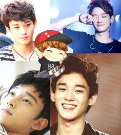 EXO M - Chen                                                       …