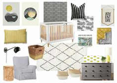 Emerson Grey Designs : Nursery Interior Designer: Be Brave {a completed boy nursery} E Design, Interior Design, Baby Boy Nurseries, Baby Photos, Baby Room, Cribs, Nursery, Kids Rugs, Emerson