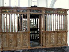 Toegang Brederode kapel