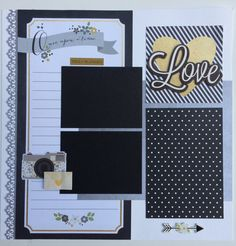 Wedding Scrapbook Pages 12x12 Kit or Premade Pre Cut with Instructions  Love  Marriage  AnniversaryWedding Scrapbook Pages 12x12 Kit or Premade Pre Cut with  . Premade Wedding Scrapbook. Home Design Ideas