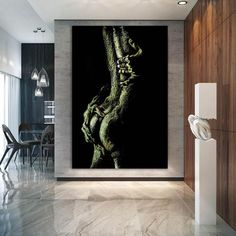oil painting on canvas Nude art Nude wall painting bedroom image 0 Large Wall Canvas, Extra Large Wall Art, Canvas Wall Art, Lion Painting, Large Painting, Oil Painting On Canvas, Dinning Room Wall Art, Bedroom Art, Bedroom Paintings