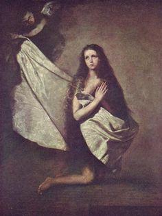 Santa Inés en la prisión, 1641 - José de Ribera