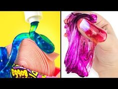 1 INGREDIENT SLIME  Testing My Subscribers NO BORAX Recipes! - YouTube