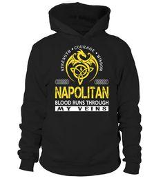 Tshirt  NAPOLITAN - Blood Runs Through My Veins  fashion for men #tshirtforwomen #tshirtfashion #tshirtforwoment