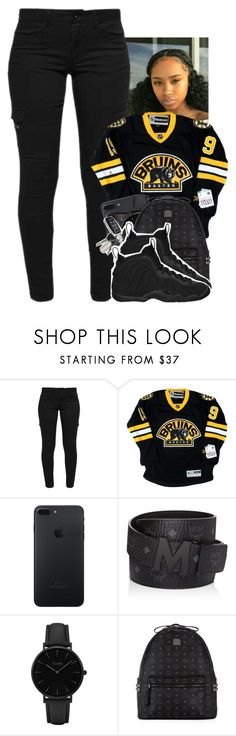 """Untitled #2235"" by toniiiiiiiiiiiiiii ❤ liked on Polyvore featuring MCM, CLUSE and NIKE"