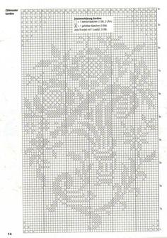 Gallery.ru / Photo # 27 - Filet Crochet pour Point de Croix 2 - Mongia