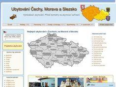 Databáza ubytovania v Čechách