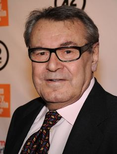 Director Milos Forman attends the The Film Society of Lincoln Center's 37th Annual Chaplin Award gala at Alice Tully Hall on May 24, 2010 in New York City.