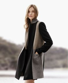 Winter Fashion - Modern/Professional Coat