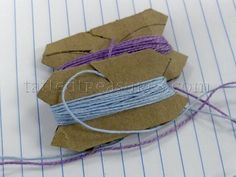 Make 2 Shuttles in 2 Minutes for 2 Cents ... the blog is truely a treasure chest and my favorite place to start tatting