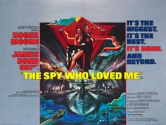 """The Spy Who Loved Me"" (1977) 