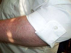 Dressing up the gun show: How to add a rolled cuff embellishment to a men's shirt | Offbeat Bride