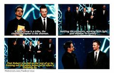 Jeremy renner's line after this is priceless. :)